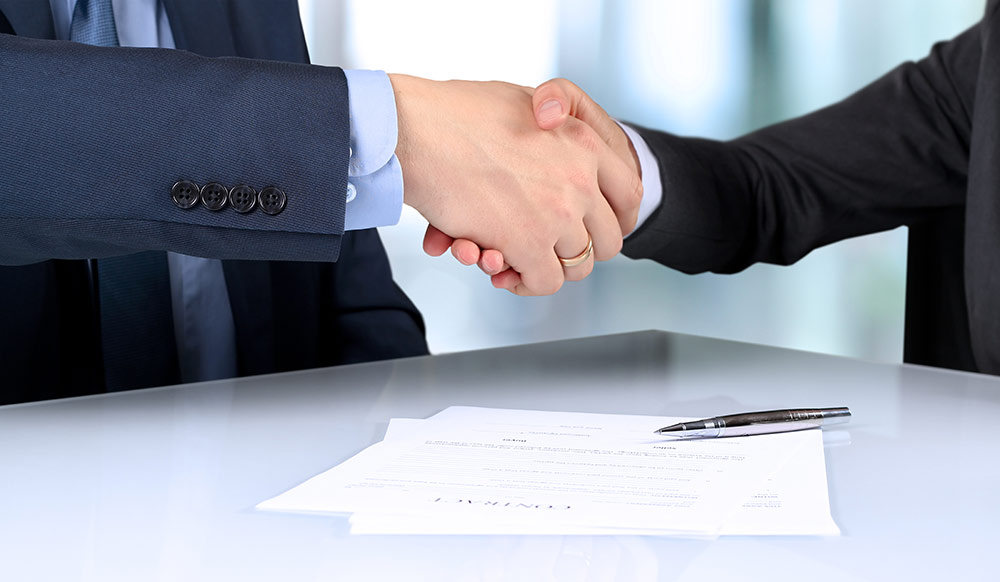 Four Essential Elements of a Commercial Contract